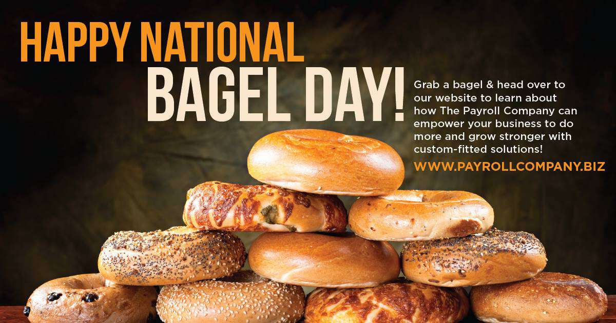 National Bagel Day Wishes pics free download