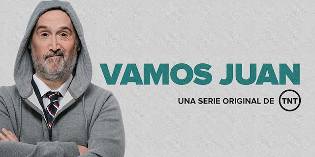 'Vamos Juan' llega en marzo a TNT