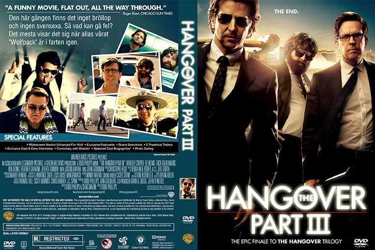 The Hangover Part III (2013) 720p BrRip [Dual Audio] [Hindi 5.1+English]
