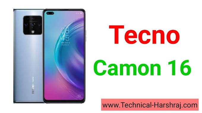 Tecno's Camon 16 premiere launched, 4 cameras are given in the rear for photography