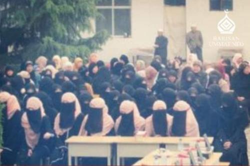 Kemunculan Jamaah Salafi di Tiongkok
