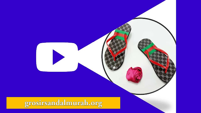 grosirsandalmurah.org - Sandal Wanita - Sandal GC Simplek