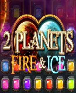 2 planets fire and ice cover, ComputerMastia