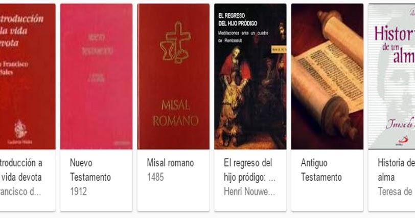 Libros Católicos Gratis On Line