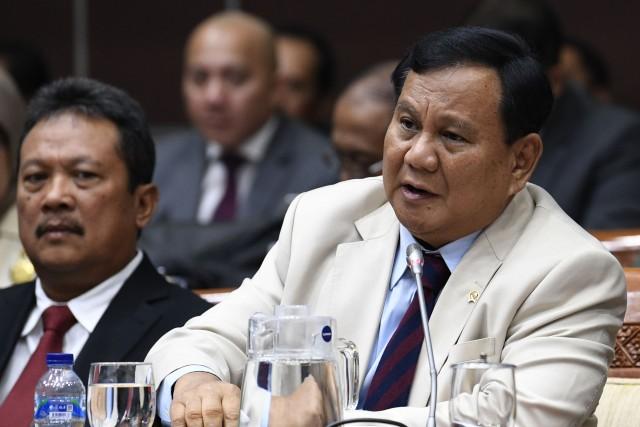 Prabowo: Jangan Hanya Bicara Pancasila Melulu, Tapi Ada Rakyat Sendiri Tak Bisa Makan!