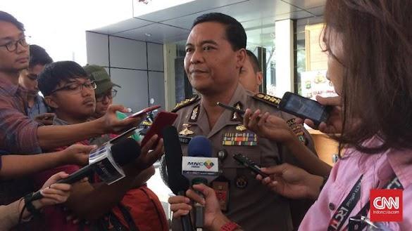 Polda Metro Jaya Bungkam Soal Penyitaan Buku Merah