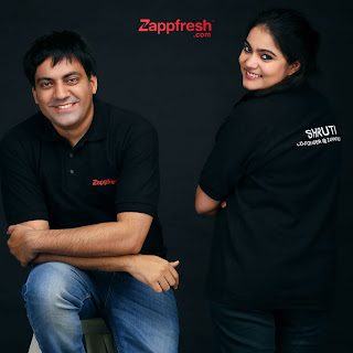 Zappfresh start business in the Jaipur