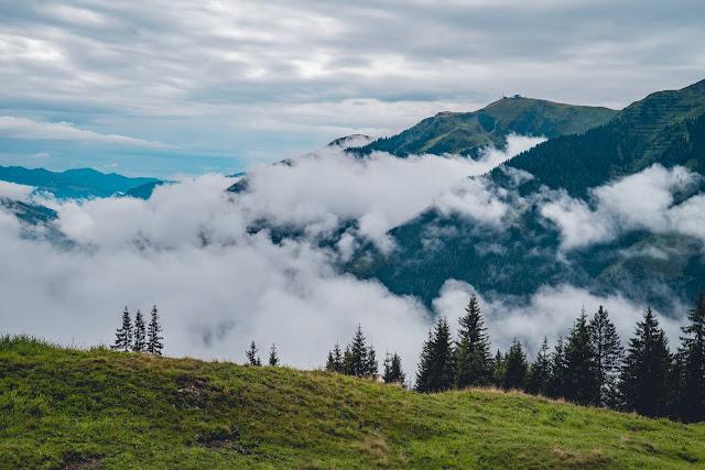 Waldwellness-Weg Saalbach | Regenwandern im #HomeofLässig | Waldbaden in Saalbach 04