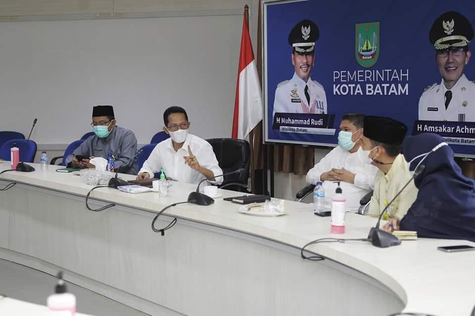 Pemko Batam Terus Komitmen Mempermuda layanan Perizinan Berusaha