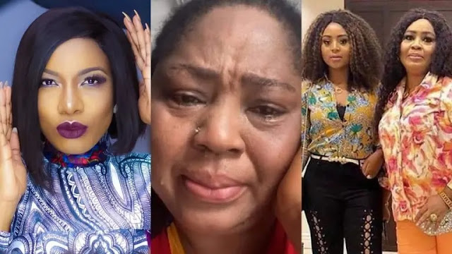 Rita Daniels denies calling out Chika Ike over daughter's husband (Video)