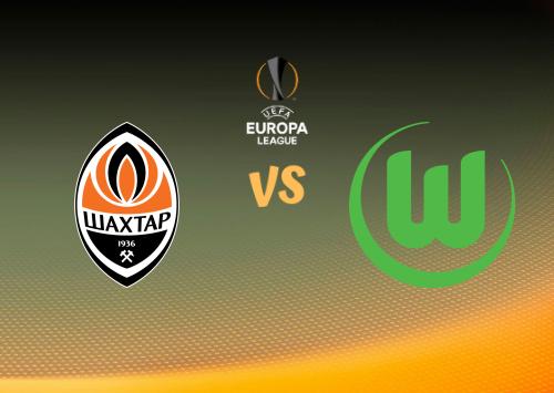 Shakhtar Donetsk vs Wolfsburg  Resumen