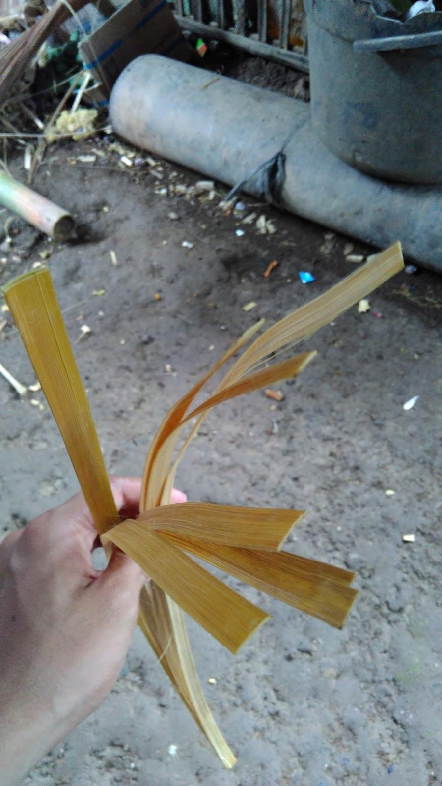 Cara Membuat Kipas Bambu : membuat, kipas, bambu, Tutorial, Membuat, Kipas, Bambu, Versi, Marmutmapia