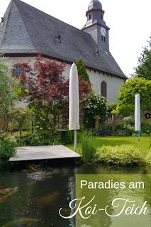 Blick über den Gartenzaun - Gartendeko-Blog