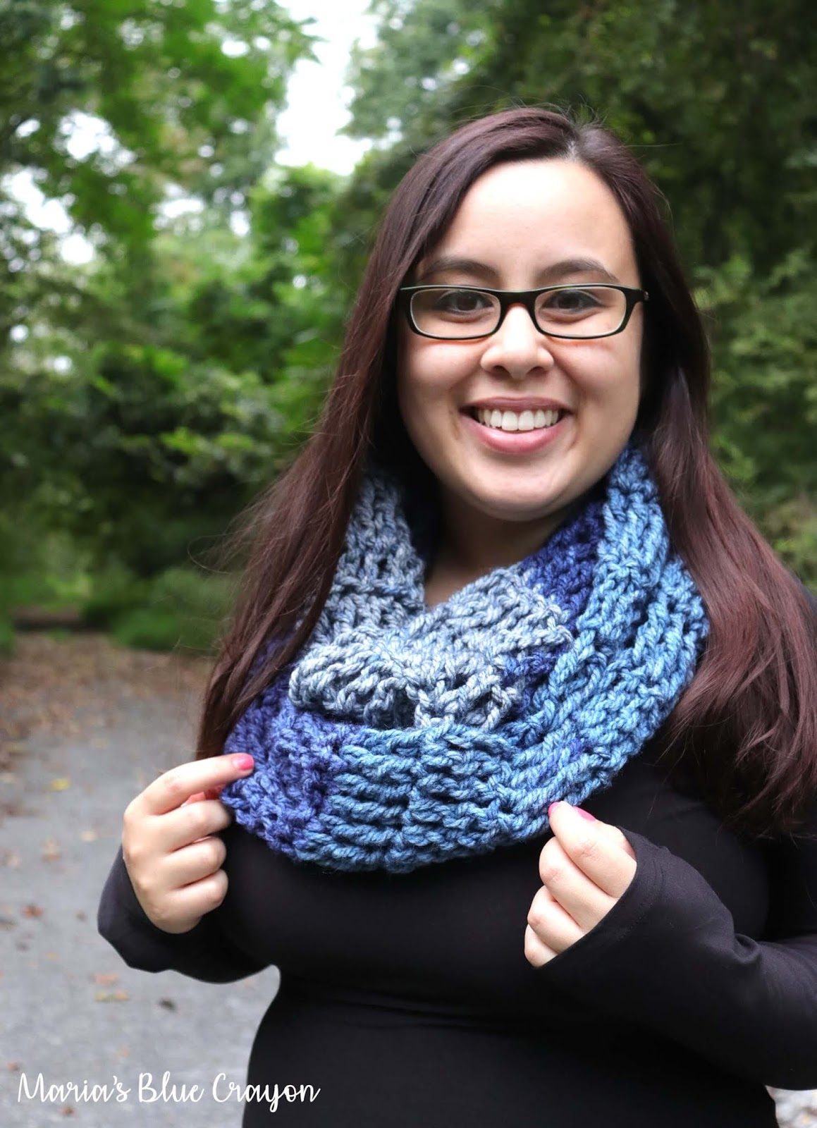 Crocheting Infinity Scarf Patterns