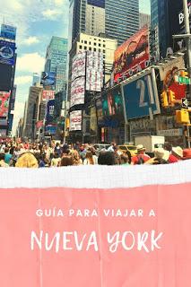 Guia viajar a Nueva York