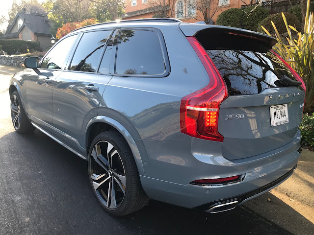 swede emotion  the 2020 volvo xc90 t6 r