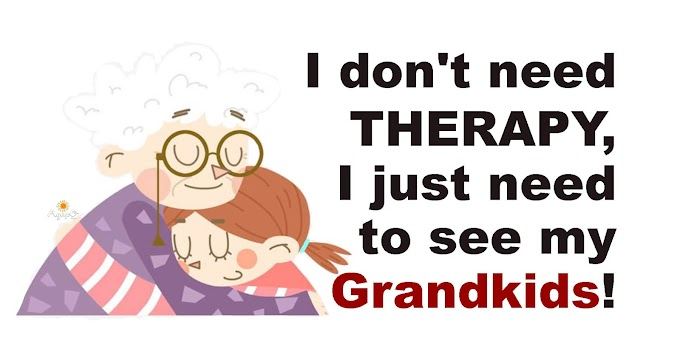 I don't need Therapy...