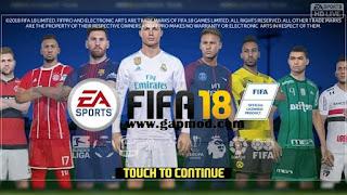 FTS Mod FIFA 18 Gojek League 1 Indonesia (GilaGame)