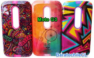 Carcasa Diseño Motorola Moto G3