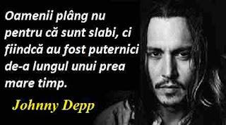 Maxima zilei: 9 iunie - Johnny Depp