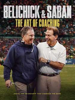 Belichick & Saban: The Art of Coaching (2019)
