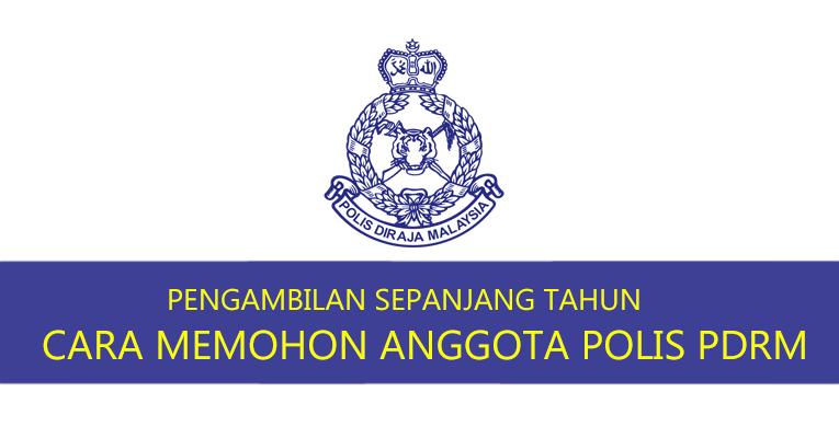 Cara-Memohon-Sebagai-Anggota-Polis-PDRM