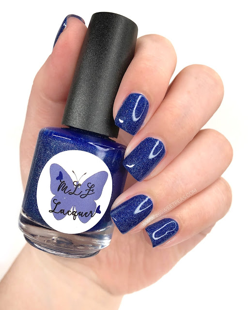 MLF Lacquer Land of The Free 25 Sweetpeas