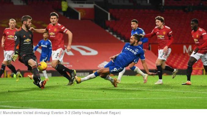 Manchester United vs Everton – Highlights
