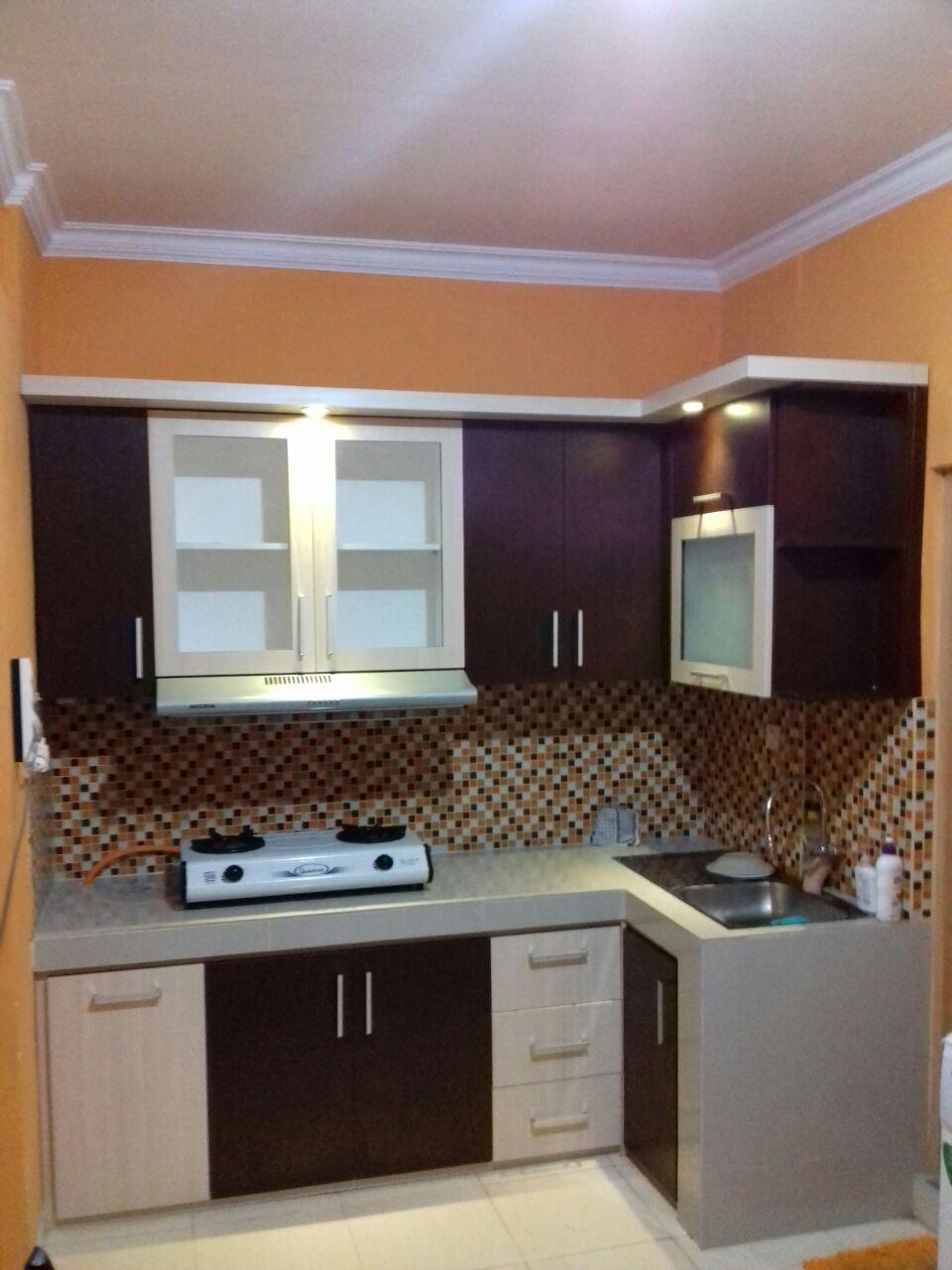 Daftar harga kitchen set murah jakarta bekasi tanggerang dan