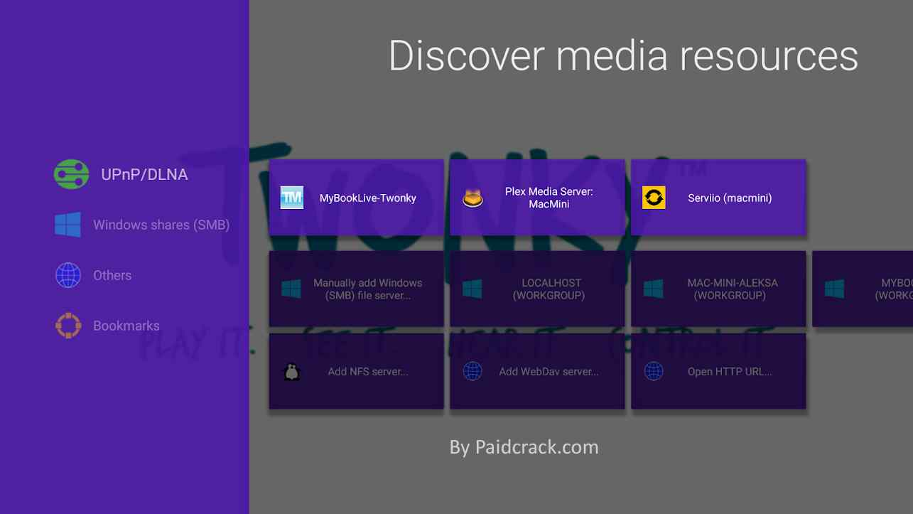 Vimu Media Player for TV Paid Apk 8.80