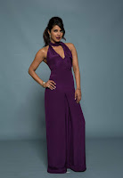 Priyanka Chopra in Mesmerizing Purple Backless Deep neck Gown 19).jpg