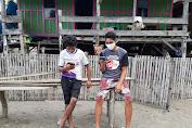 Berkat Inisiatif DanSatgas TMMD Ke- 111, Kini Warga Kampung Tola Menikmati Jaringan Internet