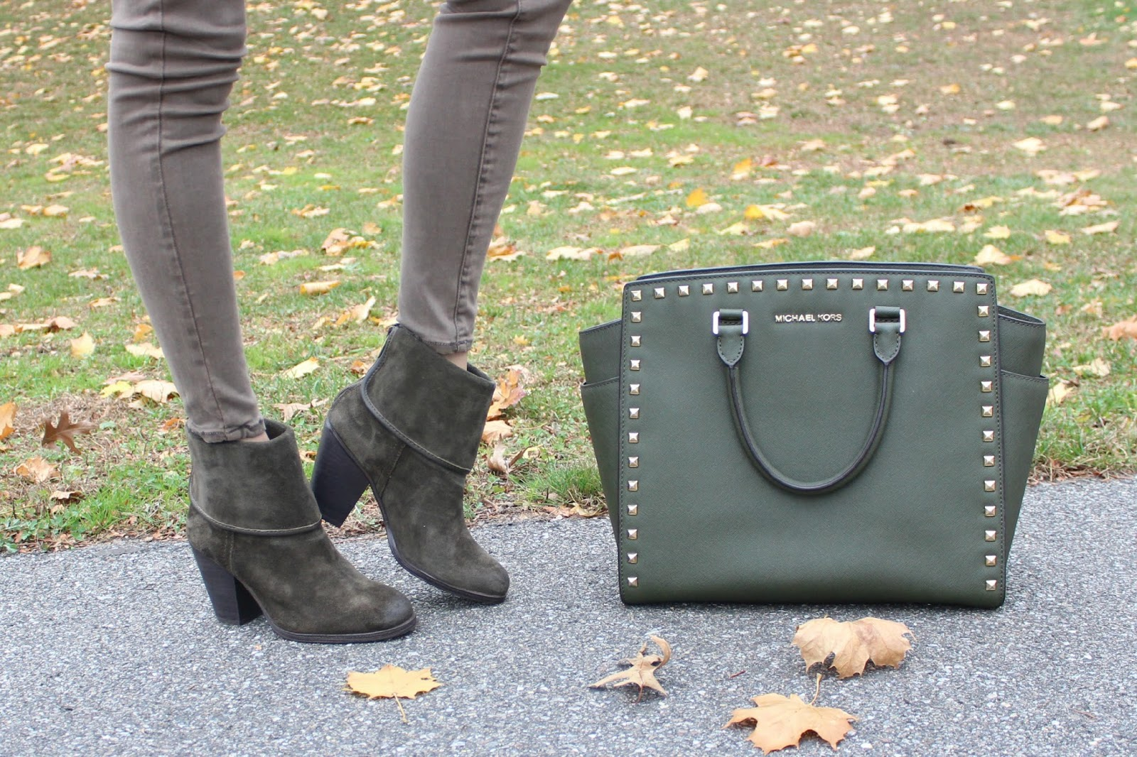 olive accessories for fall