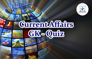 Current Affairs Quiz-27th January 2016