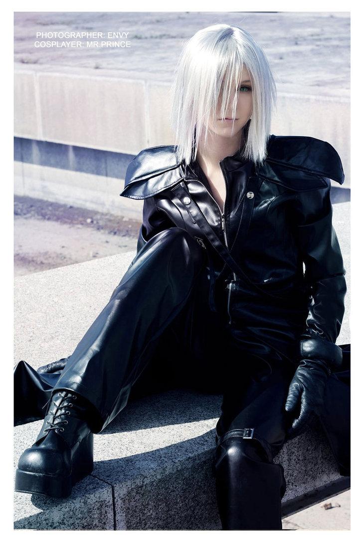 fantasy cosplay Final 7
