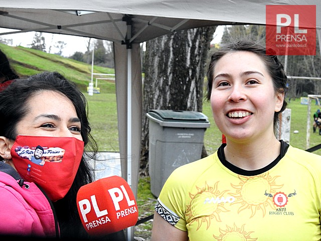 """Resultados y entrevistas del Torneo Rugby Seven """"Fase 4"""" en Osorno"""