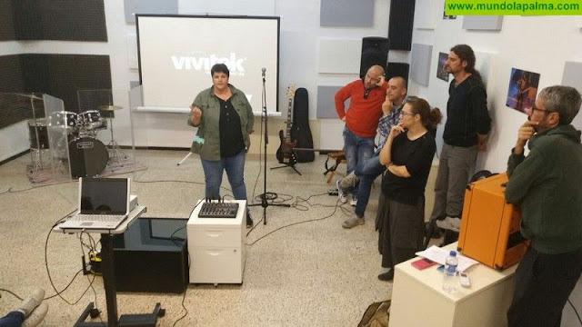 'Session Saperocko', un programa para aprender a tocar y realizar jam sessions