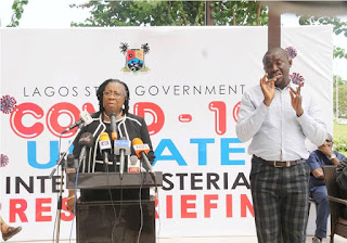 LASG Partners First Bank for Provision of 1M e-Learning Tools