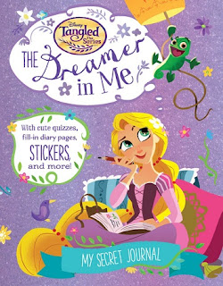 Disney Tangled The Series The Dreamer in Me cover