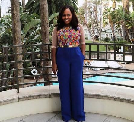Uche Pedro Of BellaNaija Named Africa's Best Blogger By Nicelodeon's Kids' Choice Awards!