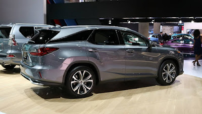 2019 Lexus RX Review, Specs, Price