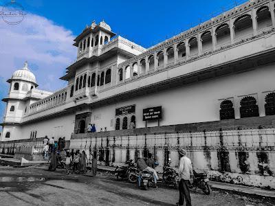 chittorgarh fort museum