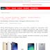 Terbaru! Blog dijual murah artikel campuran tentang review handphone!