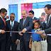 VTR Vídeo: Presidente Danilo Medina entrega centro educativo en el municipio de Haina; acogerá a 805 estudiantes en tanda extendida