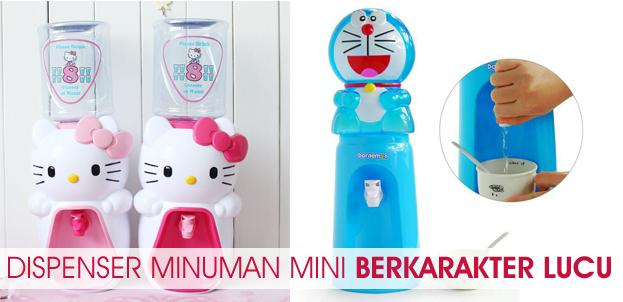 Dispenser Minuman Mini Untuk Anak