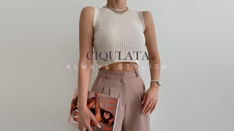 Moda, Şıklık, En Yeni Trendler: Ciqulata