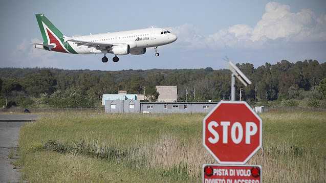 Speciale Alitalia: furti a norma di legge (covid)?
