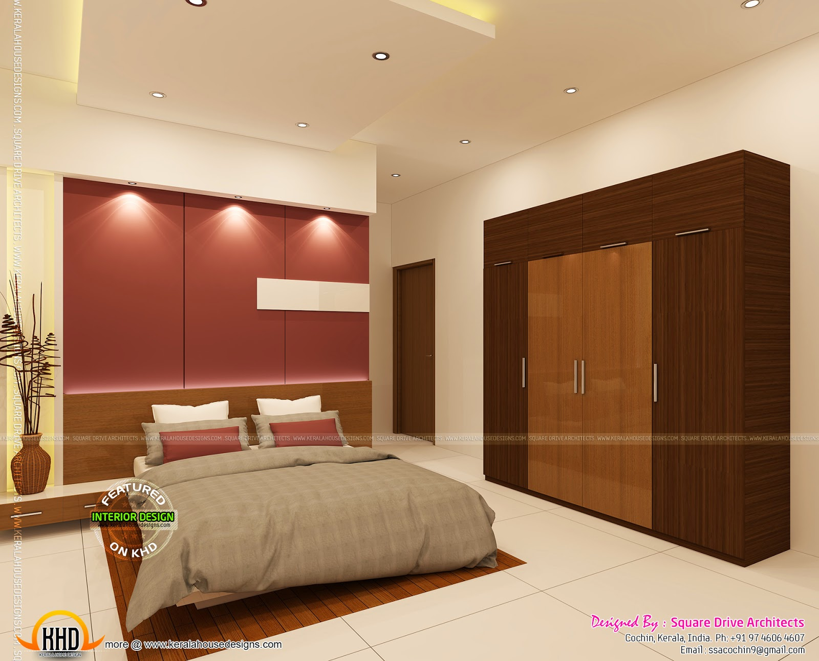 Small Home Interior Design Ideas: Kerala Home Design And Floor Plans