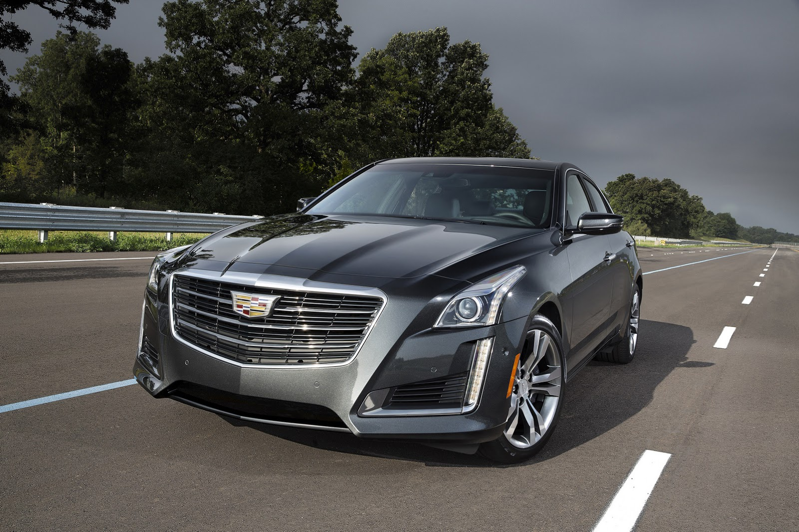 2016 cadillac ats and cts get new v6 8 speed auto and start stop carscoops. Black Bedroom Furniture Sets. Home Design Ideas