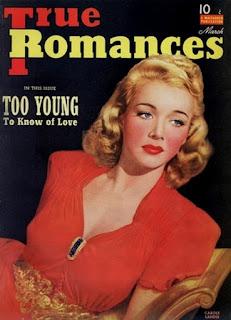 Carole Landis True Romances